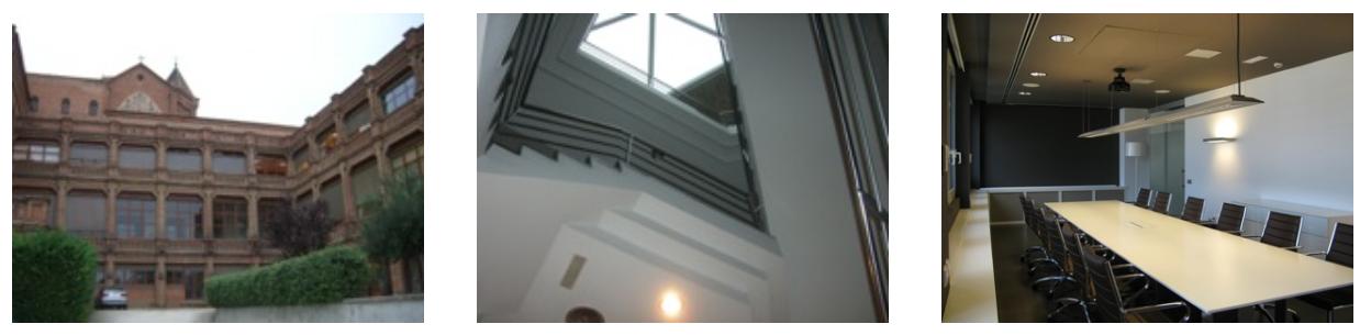 Proyectos de Inmotica-Edificios